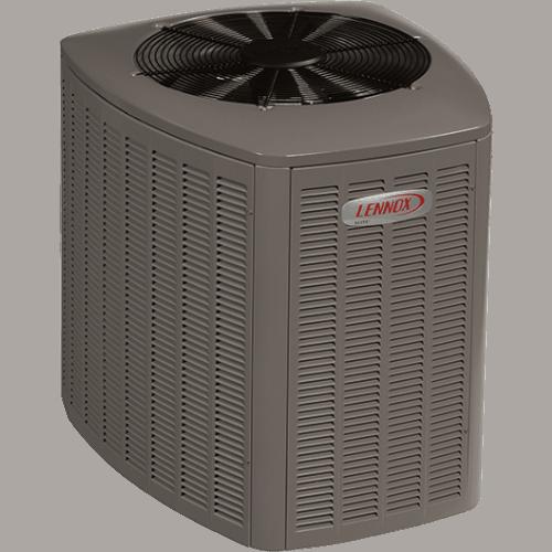 Lennox XC14 air conditioner.