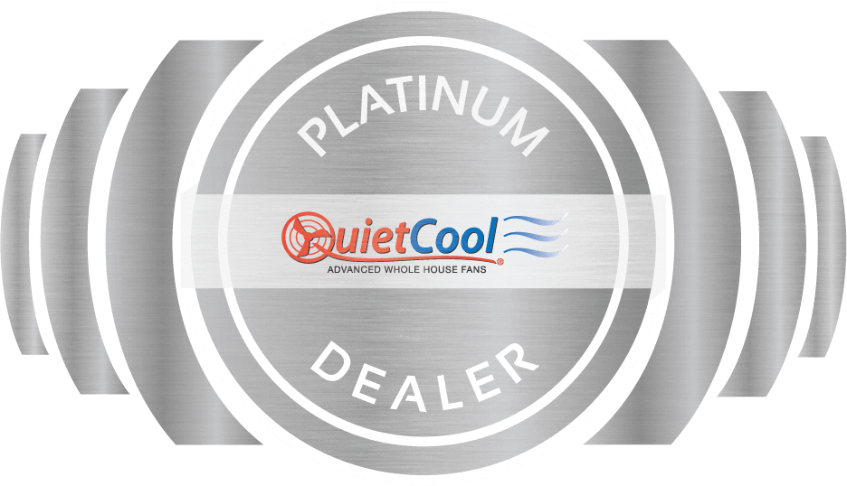 Authorized Platinum Dealer Badge