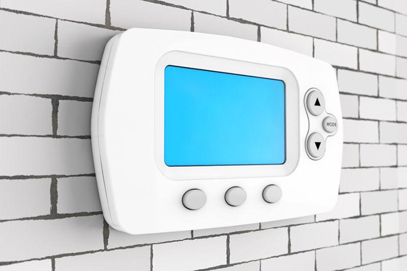 Blank Thermostat